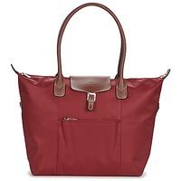 Táskák Női Bevásárló szatyrok / Bevásárló táskák Hexagona CABAS EPAULE Bordó