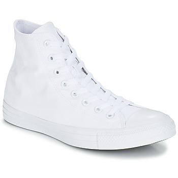Cipők Magas szárú edzőcipők Converse CHUCK TAYLOR ALL STAR MONO HI Fehér
