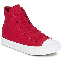 Cipők Gyerek Magas szárú edzőcipők Converse CHUCK TAYLOR All Star II HI Piros