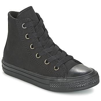 Cipők Gyerek Magas szárú edzőcipők Converse CHUCK TAYLOR All Star II HI Fekete