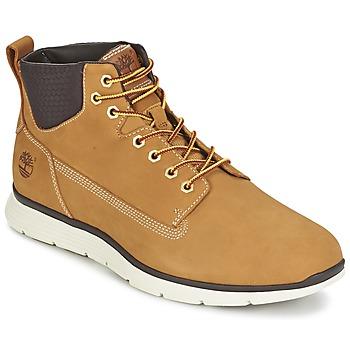 Cipők Férfi Magas szárú edzőcipők Timberland KILLINGTON CHUKKA WHEAT Bézs