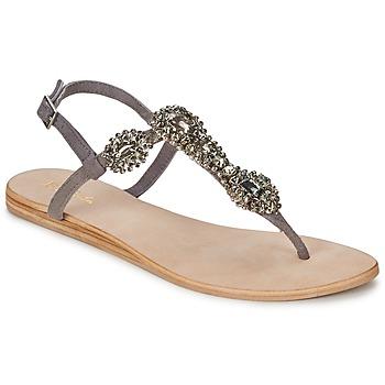 Cipők Női Szandálok / Saruk Betty London GRETA Szürke