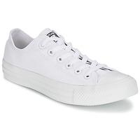 Cipők Rövid szárú edzőcipők Converse CHUCK TAYLOR ALL STAR MONO OX Fehér