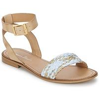 Cipők Női Szandálok / Saruk Betty London TRESSA Kék