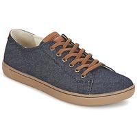 Cipők Férfi Rövid szárú edzőcipők Birkenstock ARRAN MEN Kék