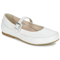 Shoes Női Balerina cipők / babák Birkenstock LISMORE Fehér
