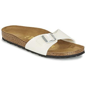 Shoes Női Papucsok Birkenstock MADRID Fehér