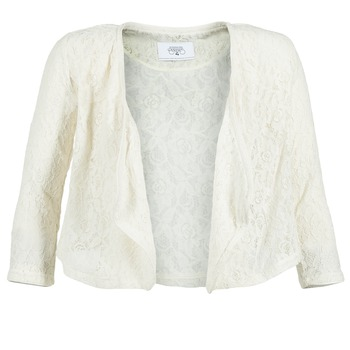 Ruhák Női Kabátok / Blézerek Le Temps des Cerises ILONA Fehér