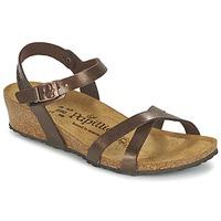 Cipők Női Szandálok / Saruk Papillio ALYSSA Barna / Gyöngyházszínű