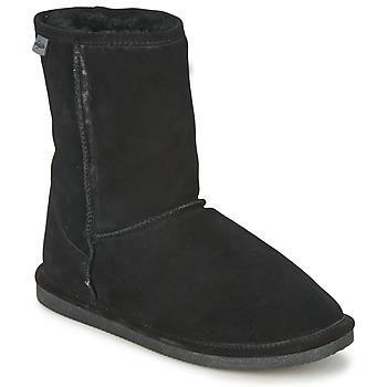 Cipők Női Csizmák Axelda  Fekete