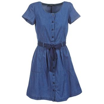 Ruhák Női Rövid ruhák Vila VIKARI Kék / Átlagos