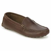 Cipők Férfi Mokkaszínek Sebago LIMEROCK Eszpresszó