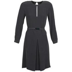 Ruhák Női Rövid ruhák Joseph LYNNE Fekete