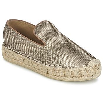 Cipők Női Belebújós cipők Ash XEM Arany