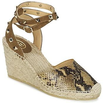 Cipők Női Szandálok / Saruk Ash WINONA Arany
