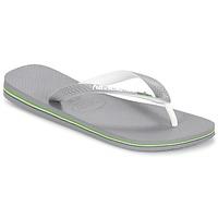 Shoes Lábujjközös papucsok Havaianas BRASIL MIX Szürke