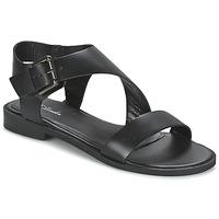 Cipők Női Szandálok / Saruk Betty London EMALIA Fekete