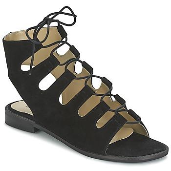 Cipők Női Szandálok / Saruk Betty London EBITUNE Fekete