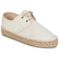 Cipők Női Gyékény talpú cipők Betty London ECHOULE Fehér