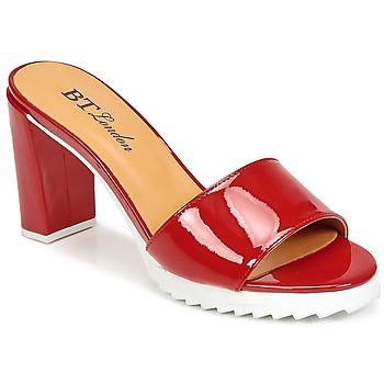 Cipők Női Szandálok / Saruk Betty London EJORDY Piros