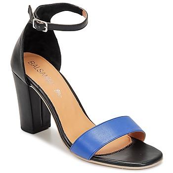 Shoes Női Szandálok / Saruk Balsamik FORTA Fekete  / Kék