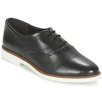 Cipők Női Oxford cipők Balsamik LARGO Fekete