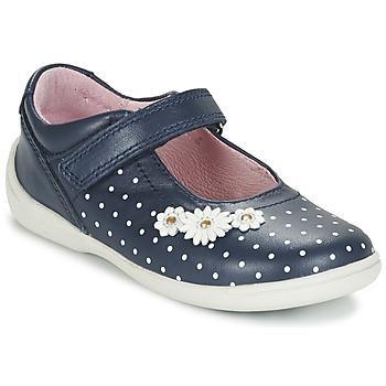 Cipők Lány Balerina cipők / babák Start Rite DAISY Kék