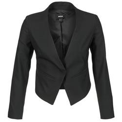 material Női Kabátok / Blézerek Mexx MADOU Fekete