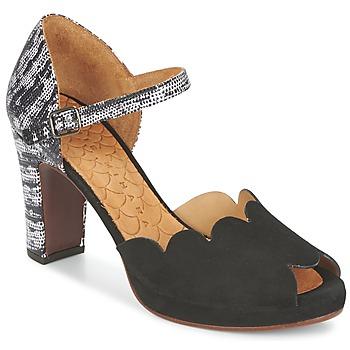 Cipők Női Szandálok / Saruk Chie Mihara NADILA Fekete