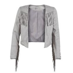 Ruhák Női Kabátok / Blézerek Vero Moda HAZEL Szürke
