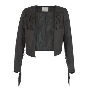 Ruhák Női Kabátok / Blézerek Vero Moda HAZEL Fekete