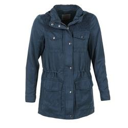 Ruhák Női Parka kabátok Vero Moda PARK Tengerész
