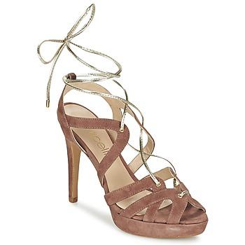 Cipők Női Szandálok / Saruk Fericelli BAIOLA Bőrszínű