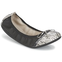 Cipők Női Balerina cipők / babák LPB Shoes CAPRICE Fekete