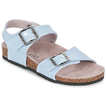 Shoes Lány Szandálok / Saruk Les P'tites Bombes J ROSE Kék
