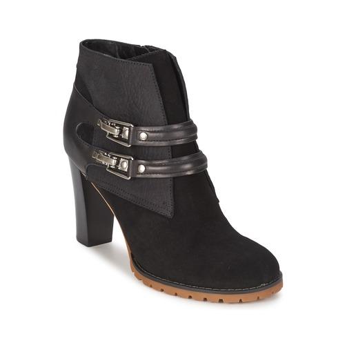 Cipők Női Bokacsizmák See by Chloé SB23116 Fekete