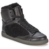 Cipők Női Magas szárú edzőcipők See by Chloé SB23158 Fekete
