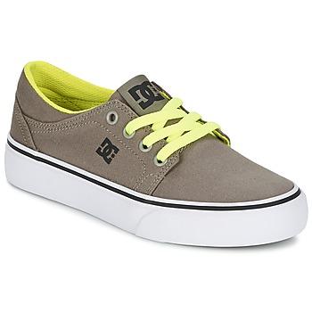 Cipők Fiú Rövid szárú edzőcipők DC Shoes TRASE TX Tópszínű
