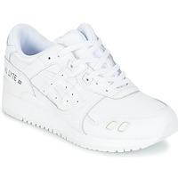 Shoes Rövid szárú edzőcipők Asics GEL-LYTE III Fehér