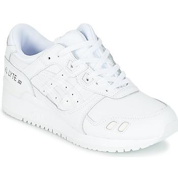 Cipők Rövid szárú edzőcipők Asics GEL-LYTE III Fehér