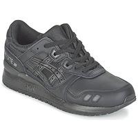 Cipők Rövid szárú edzőcipők Asics GEL-LYTE III Fekete