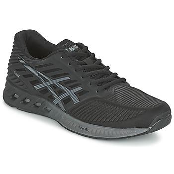 Shoes Férfi Futócipők Asics FUZEX Fekete
