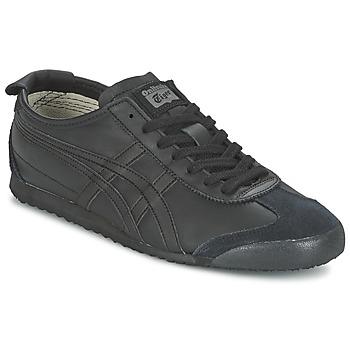 Cipők Rövid szárú edzőcipők Onitsuka Tiger MEXICO 66 Fekete