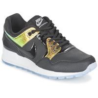 Shoes Női Rövid szárú edzőcipők Nike AIR PEGASUS '89 PREMIUM W Fekete  / Arany