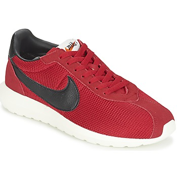 Cipők Férfi Rövid szárú edzőcipők Nike ROSHE LD-1000 Piros / Fekete