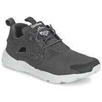 Shoes Férfi Rövid szárú edzőcipők Reebok Classic FURYLITE SP Szürke / Fehér