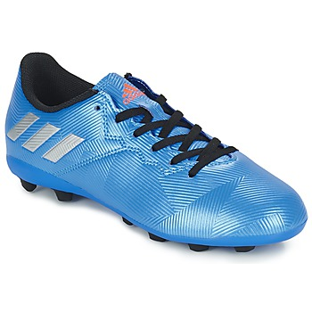 Shoes Fiú Foci adidas Performance MESSI 16.4 FXG J Kék
