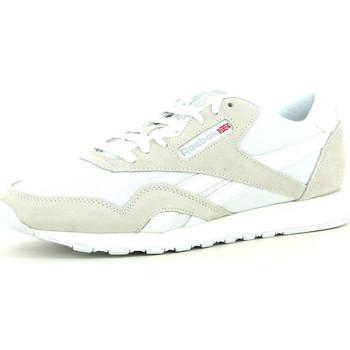 Cipők Rövid szárú edzőcipők Reebok Sport Classic Nylon Blanc