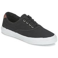 Cipők Női Rövid szárú edzőcipők Yurban ELIOUNE Fekete