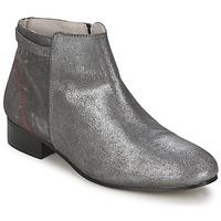 Cipők Női Csizmák Alba Moda FLONI Ezüst